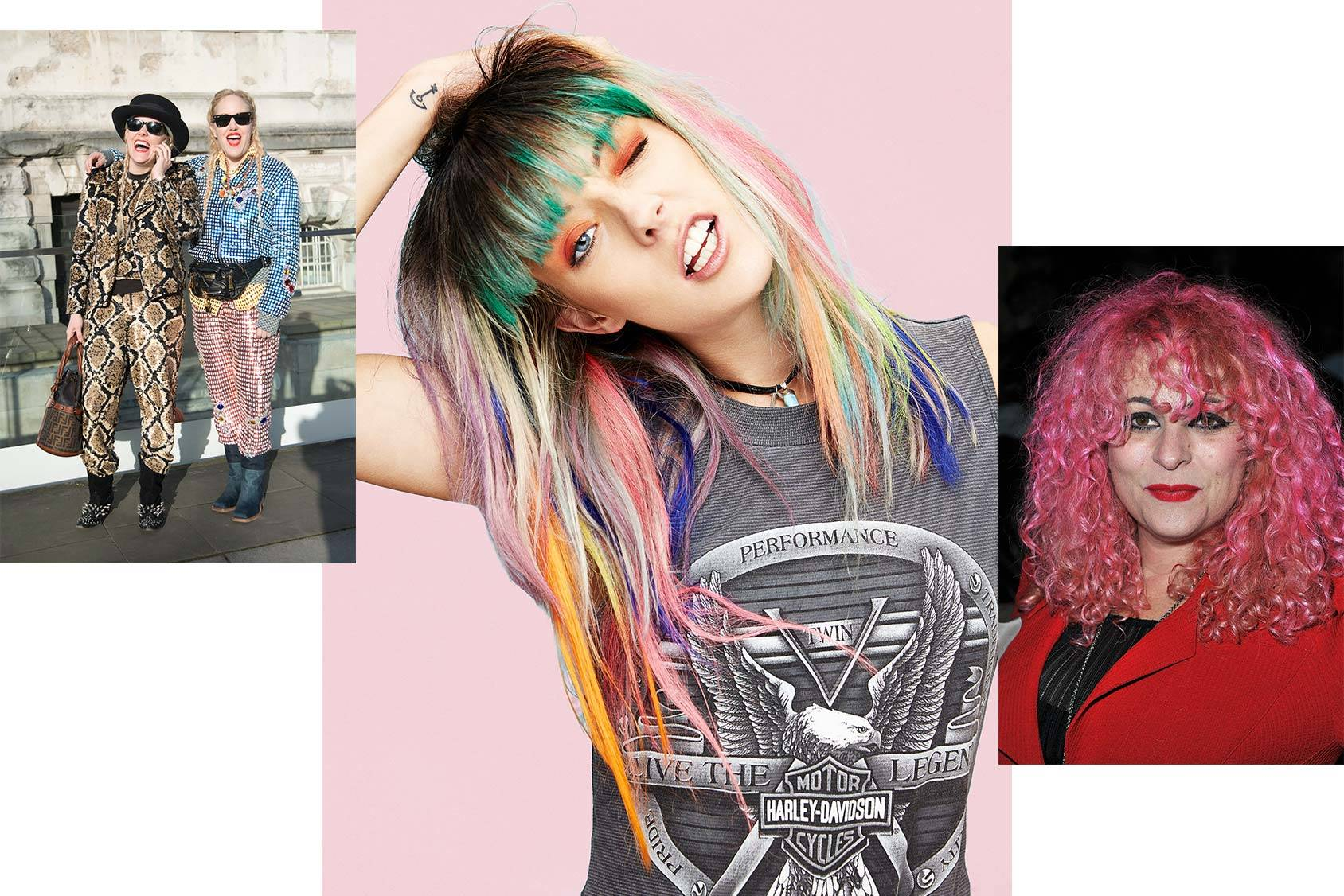 Chloe Norgaard follows the Beckerman sisters and Lyndell Mansfield, Getty Images/Justin Polkey.