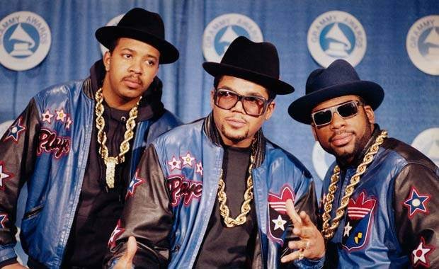 Run DMC, All Over Press