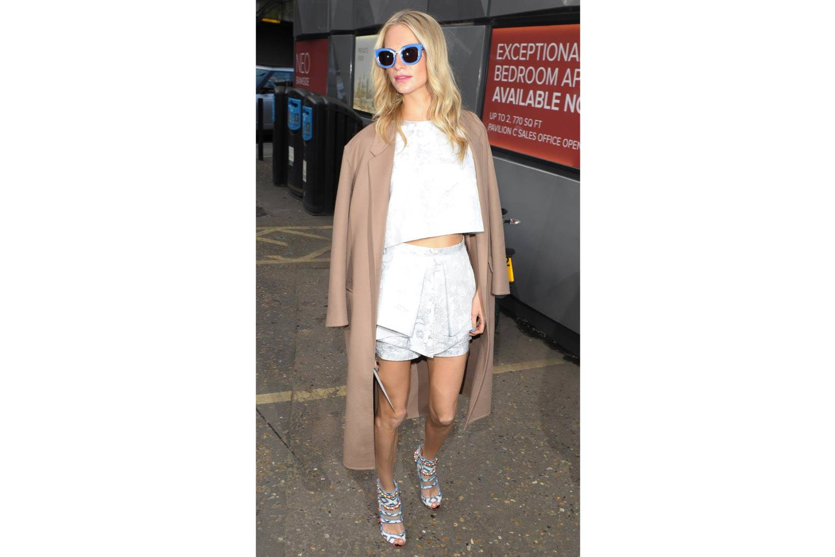 Poppy Delevingne, All Over Press.