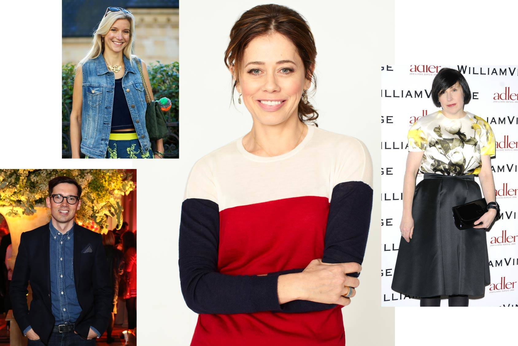 Lisa Armstrong follows Calgary Avansino, Erdem Moralıoğlu and Alice Rawsthorn, All Over Press.