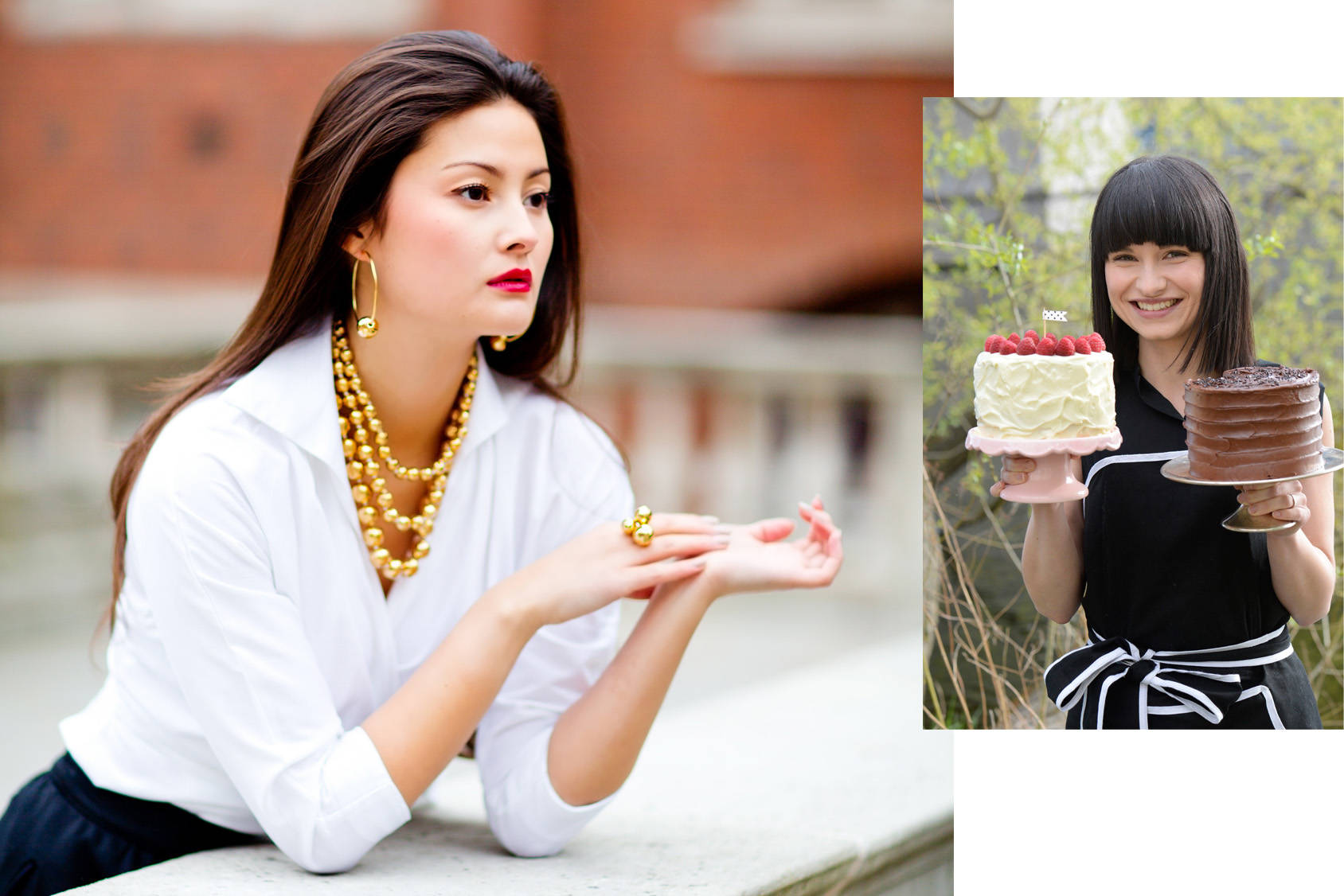 Blogger Peony Lim loves Linda Lomelinos yummy food on Instagram, TT/TresJewellery.