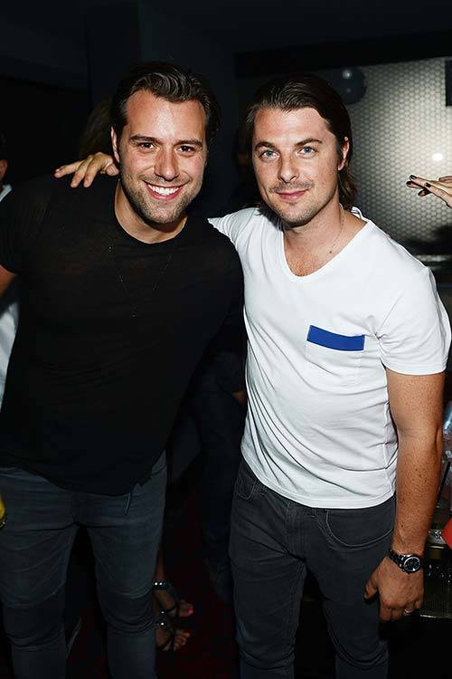 Axwell & Ingrosso, Getty Images.