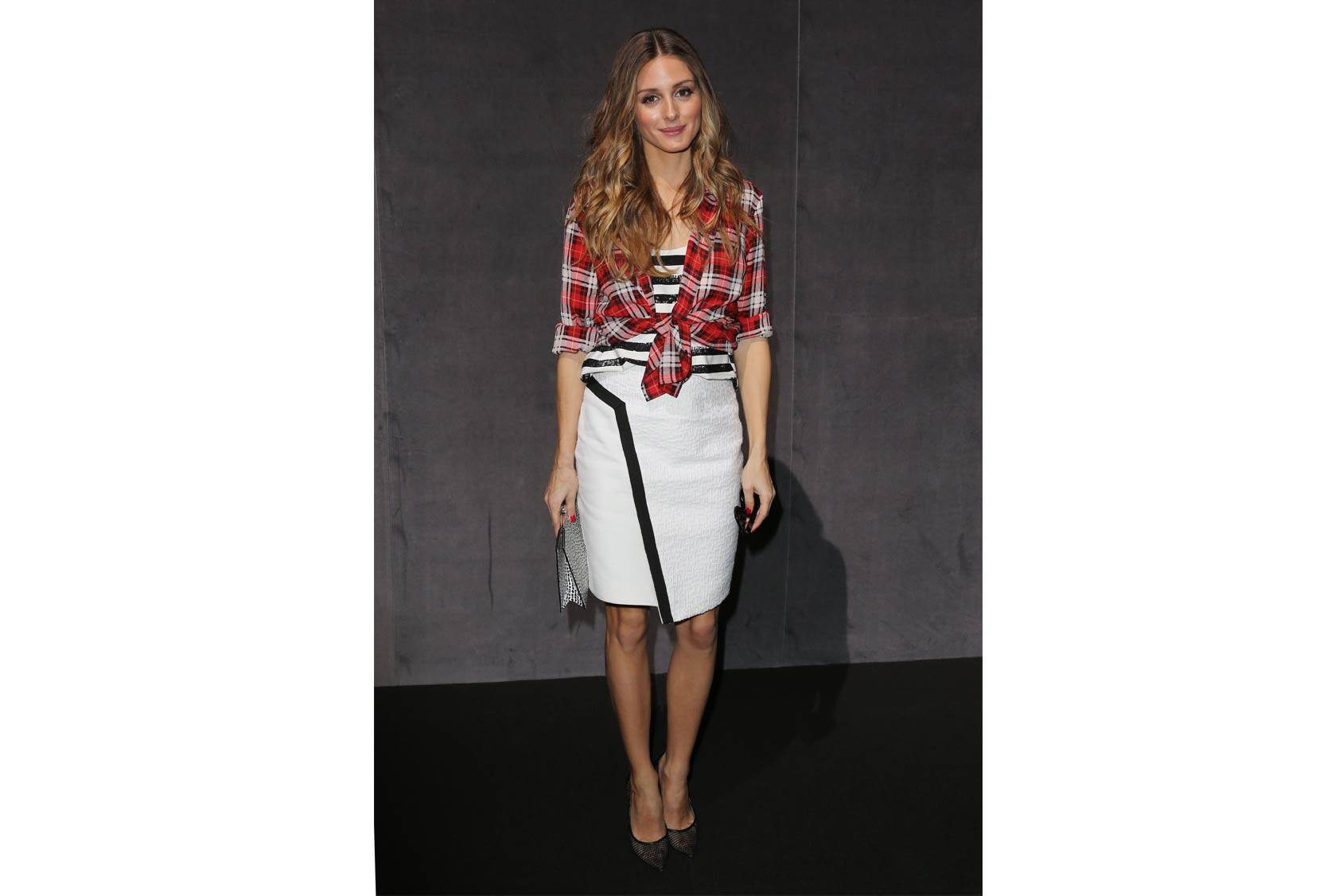Olivia Palermo, All Over Press.