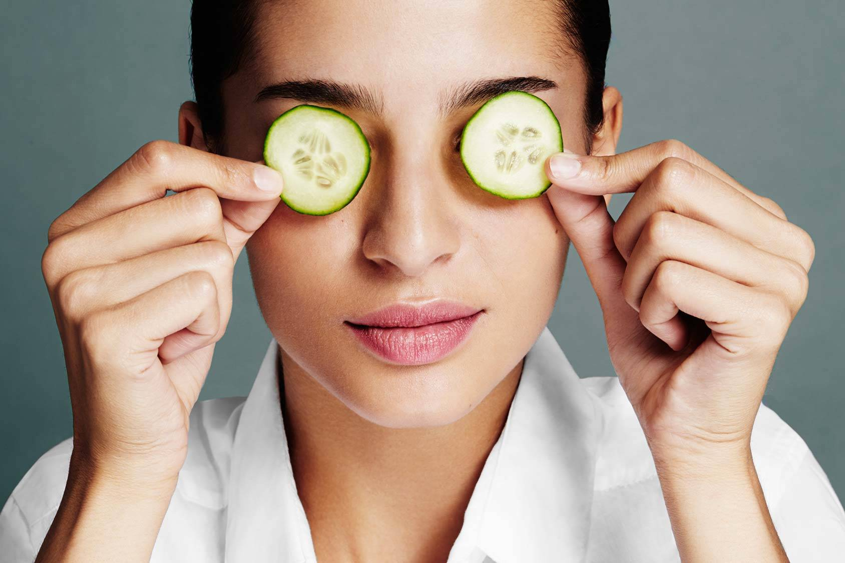 Get rid of your tired, puffy eyes in seven simple steps.