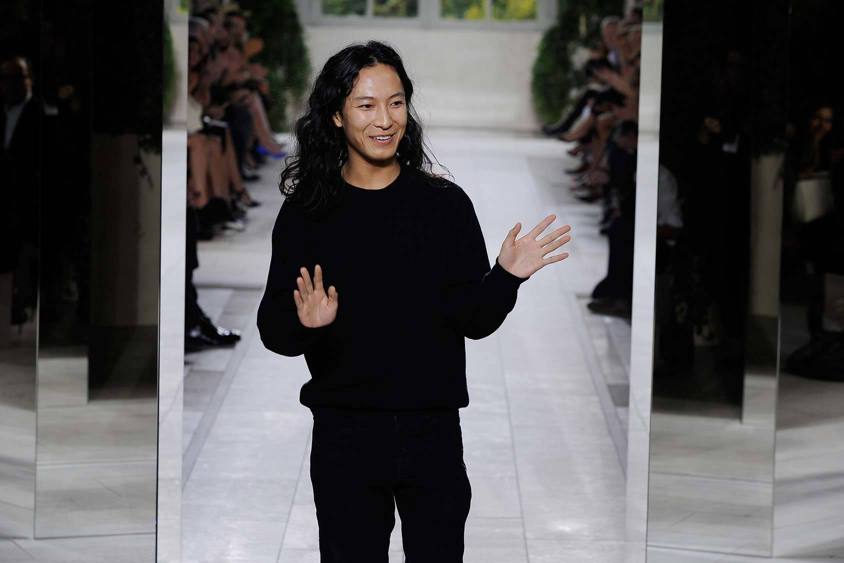 The Alexander Wang x H&M collection will be available in selected stores and online from 6 November, All Over Press.