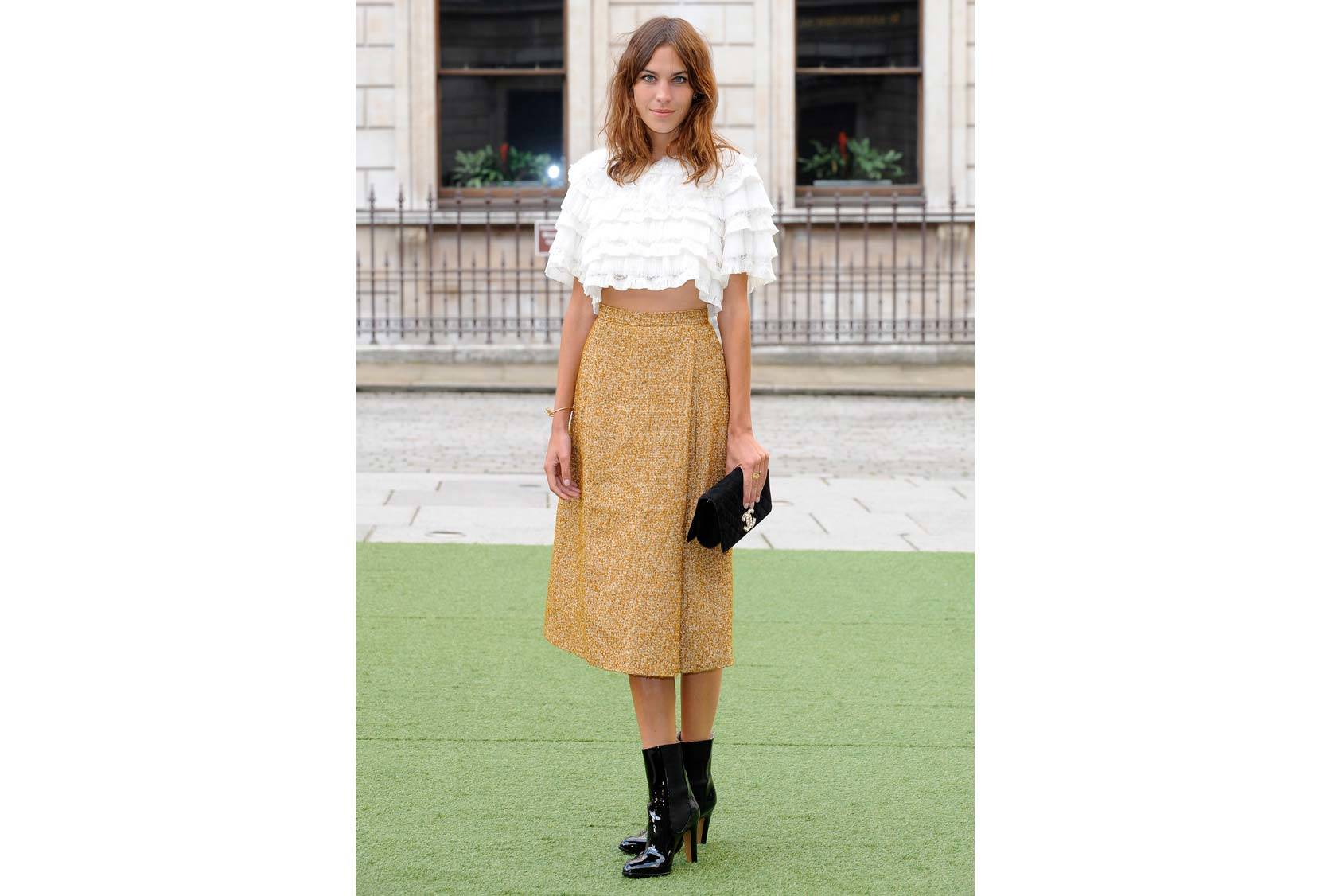 Alexa Chung, All Over Press.