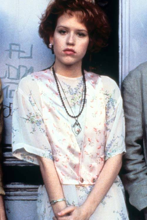 Molly Ringwald, Getty Images.