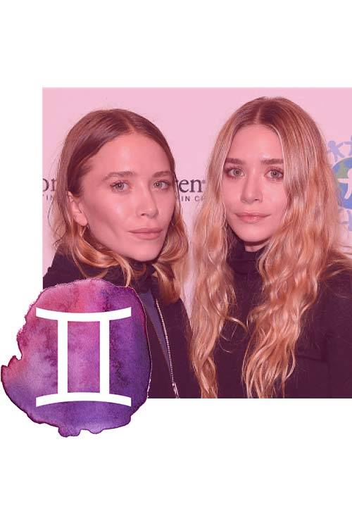 Mary-Kate and Ashley Olsen, Getty Images.