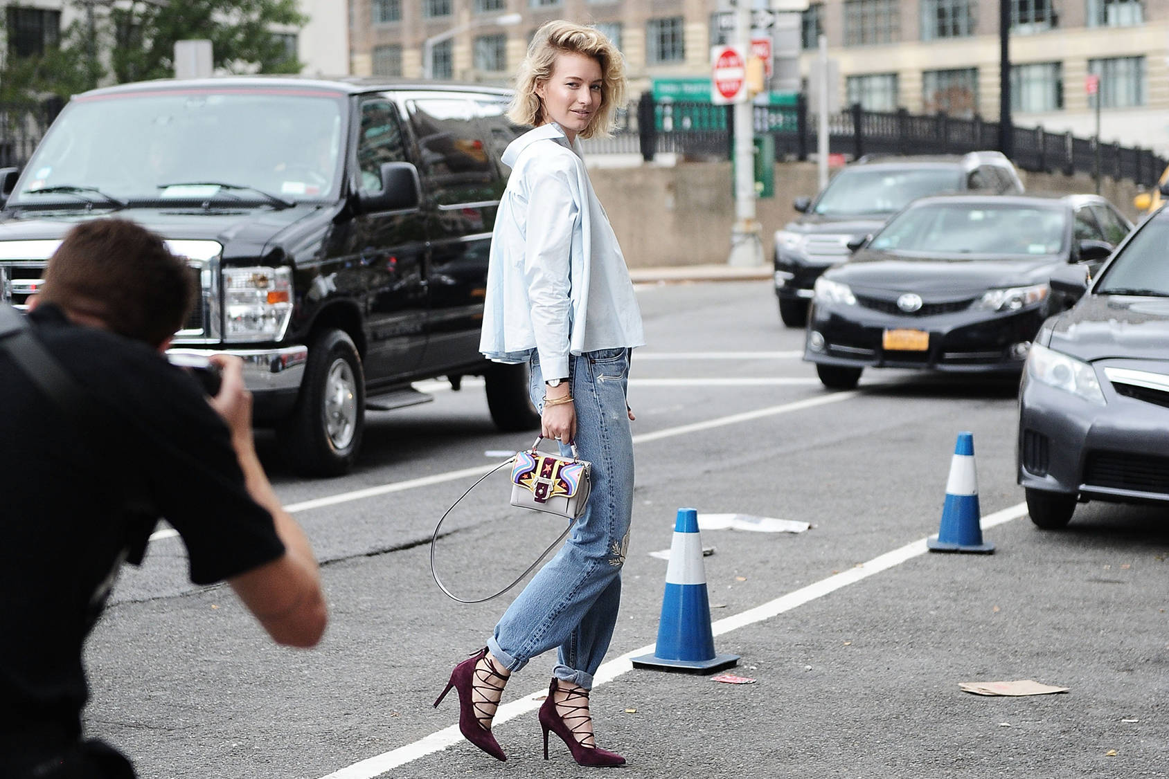 Zanita Whittington gives you the full report from New York fashion week, Getty Images.