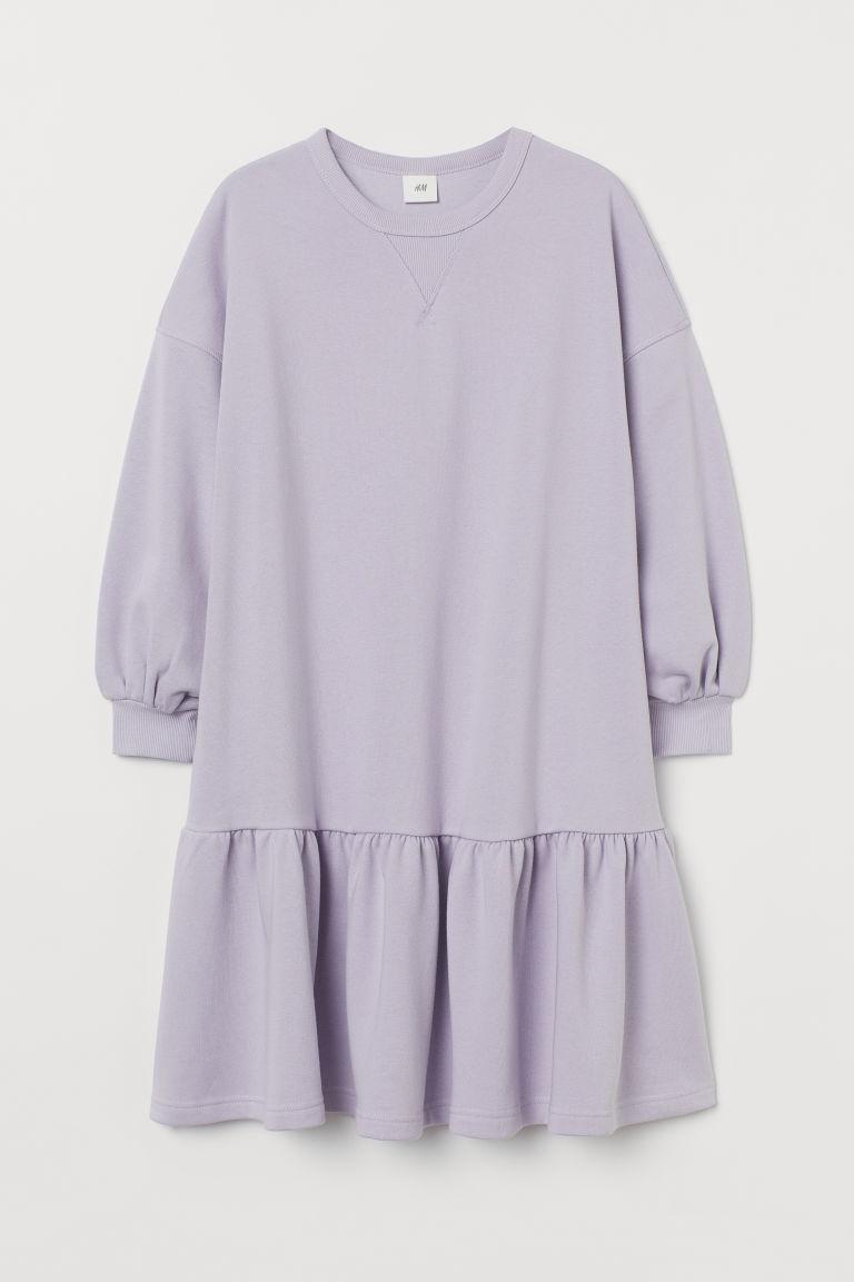 H & M - 運動洋裝 - 紫色