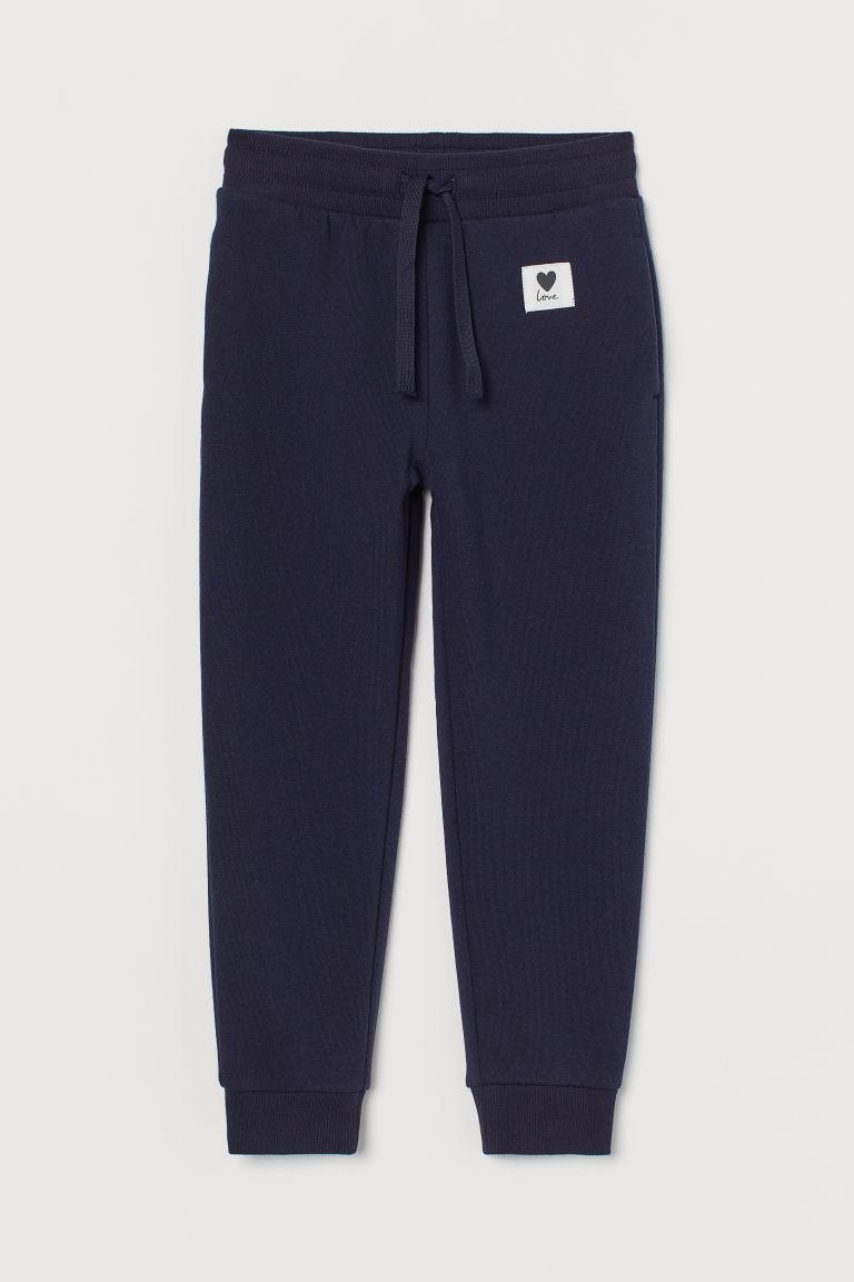 H & M - Joggers - Blå