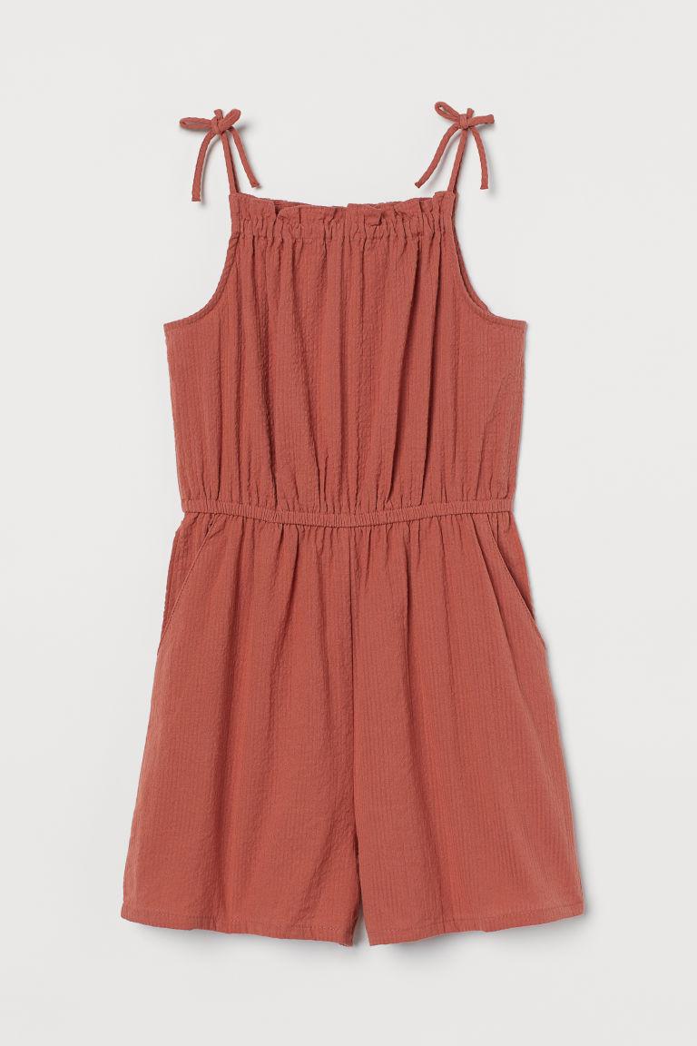 H & M - 連身褲裝 - 橙色