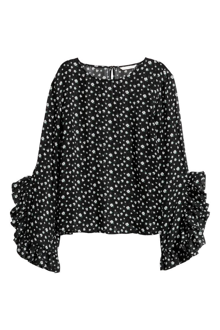 H & M - 女衫 - 黑色
