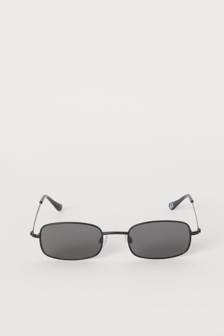 lunettes de soleil noir homme h m fr. Black Bedroom Furniture Sets. Home Design Ideas