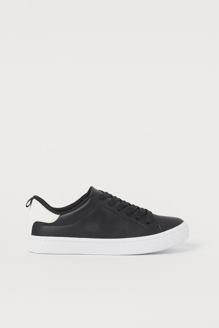 Sneakers - Black - Kids | H&M AU