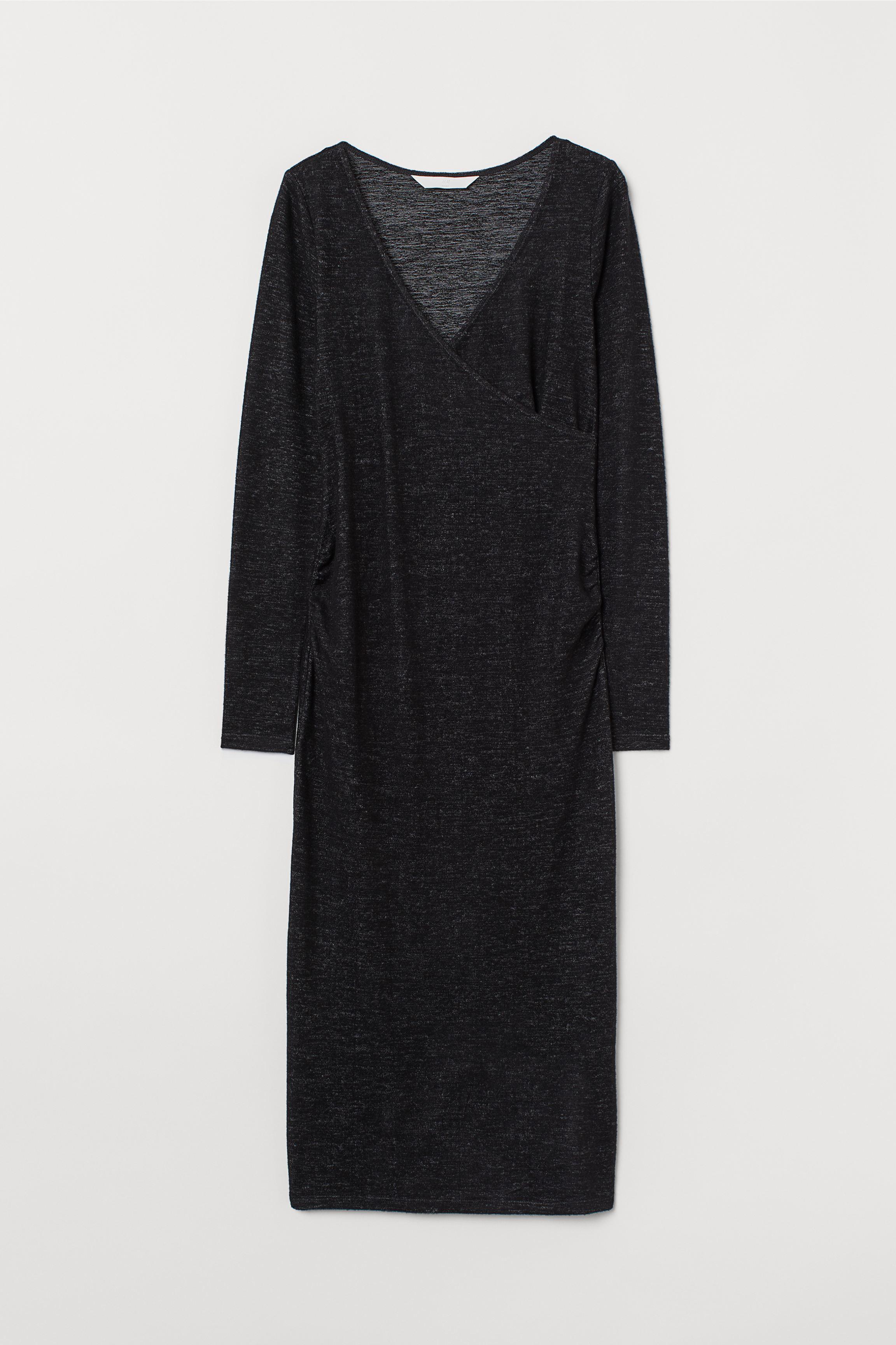 MAMA V-neck Dress