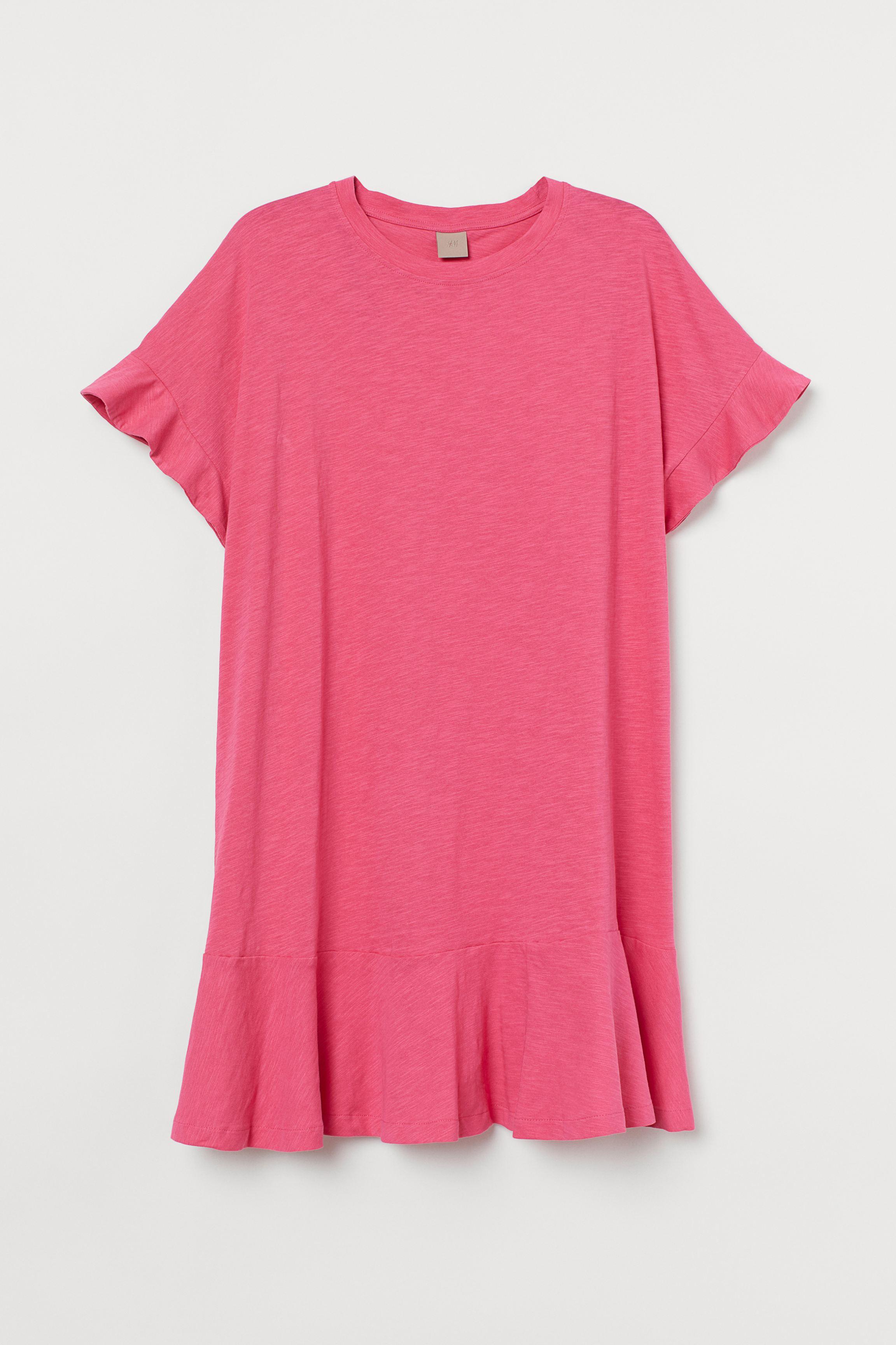 H&M+ Jersey T-shirt Dress