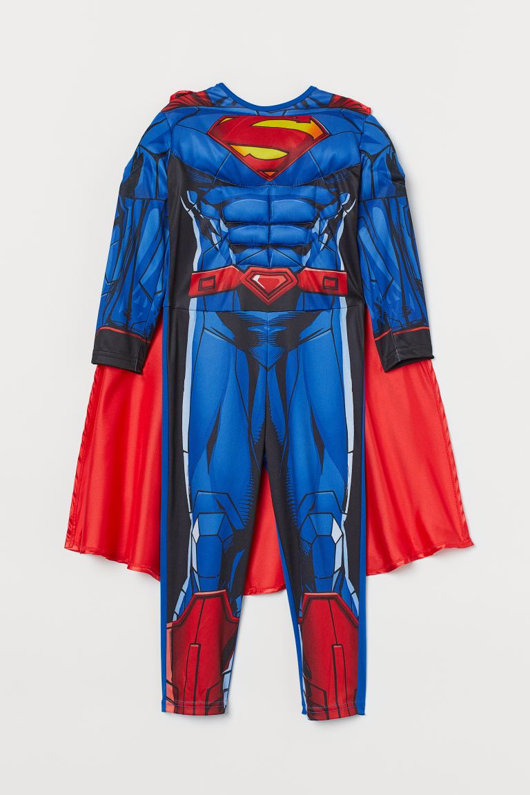 Fancy dress costume - Blue/Superman - Kids | H&M