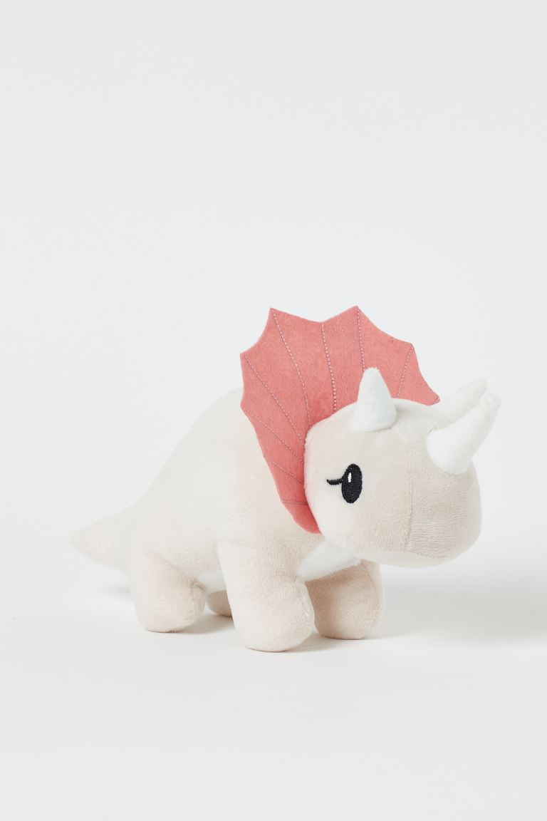 Soft Toy - Light beige/dinosaur - Home All | H&M CA