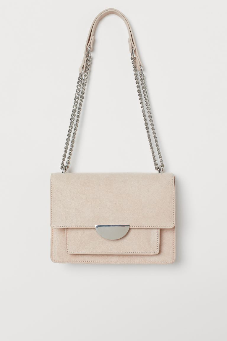 Small shoulder bag - Light powder pink - Ladies | H&M