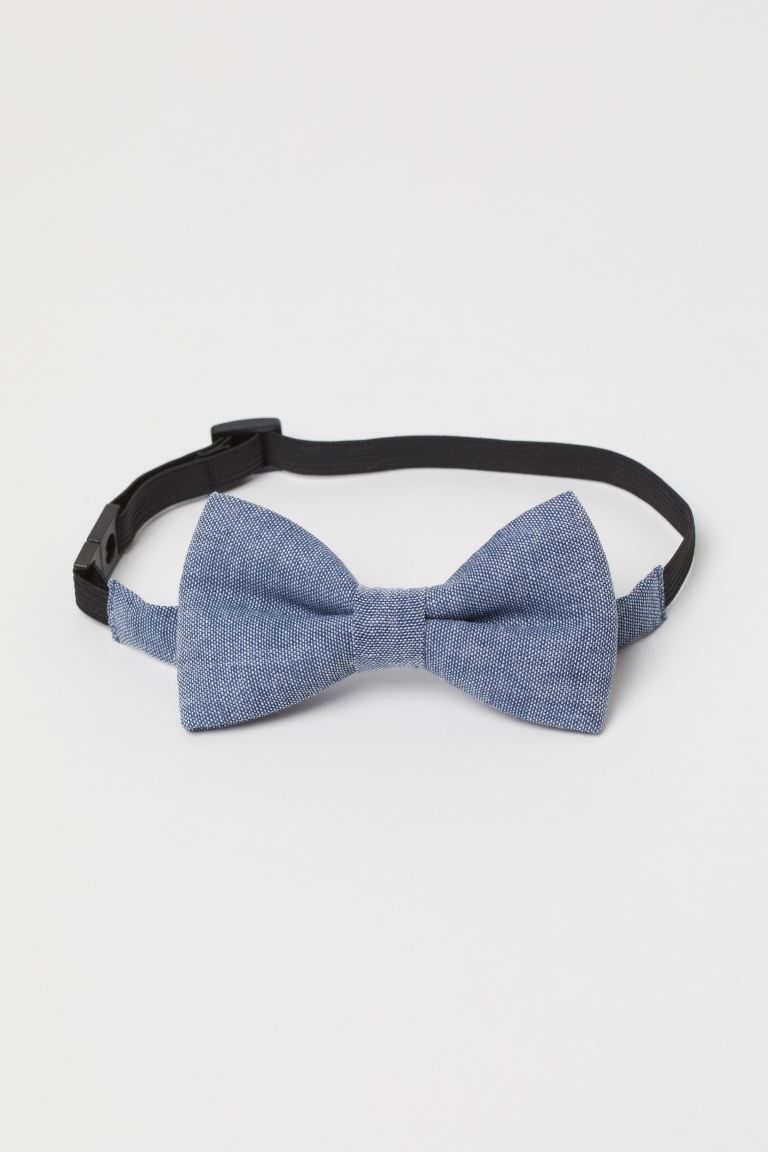 Bow Tie - Blue/chambray - Kids | H&M CA