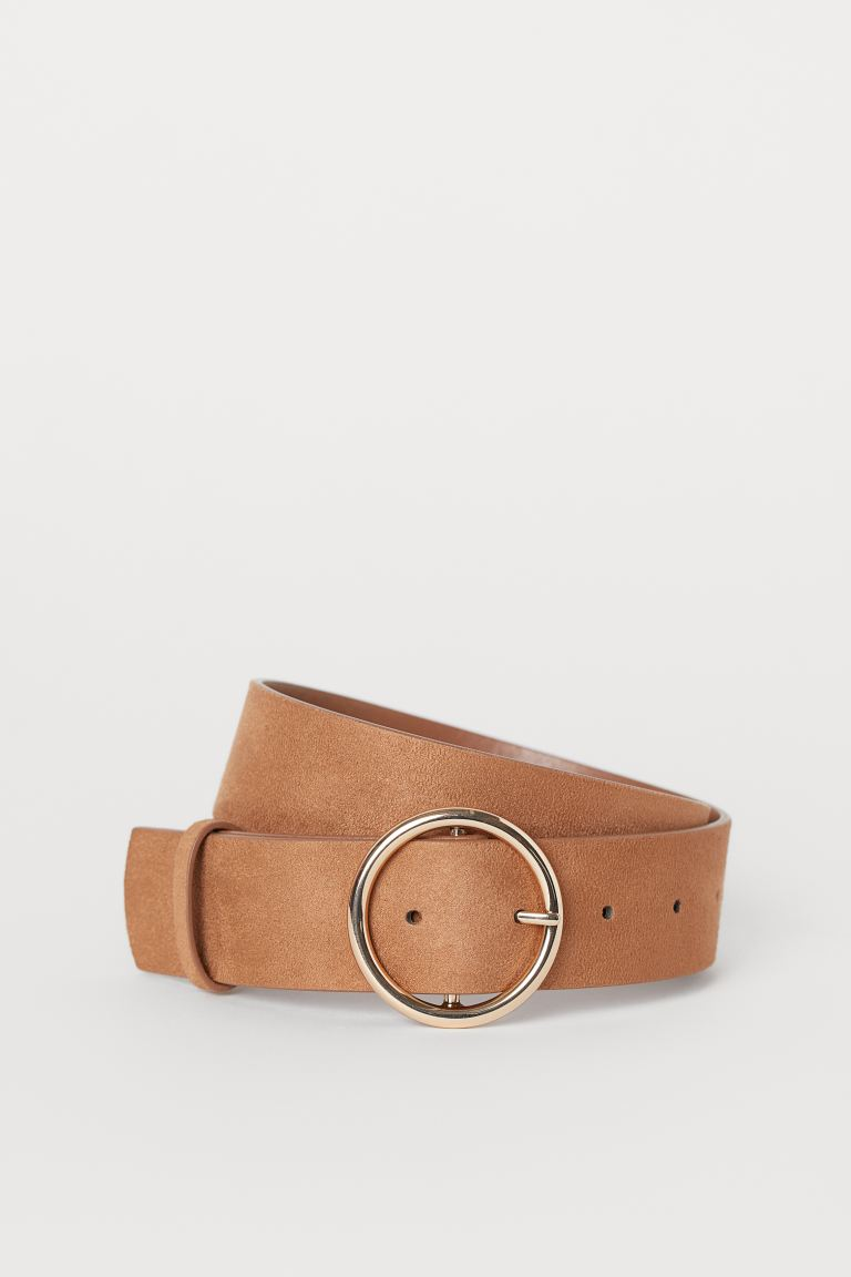 Waist Belt - Brown - Ladies | H&M US