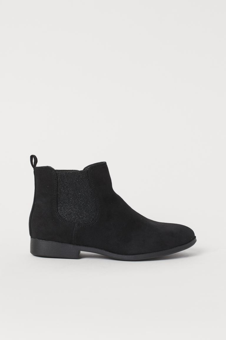 Chelsea Boots - Black - Kids | H&M US