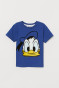 Blue/Donald Duck
