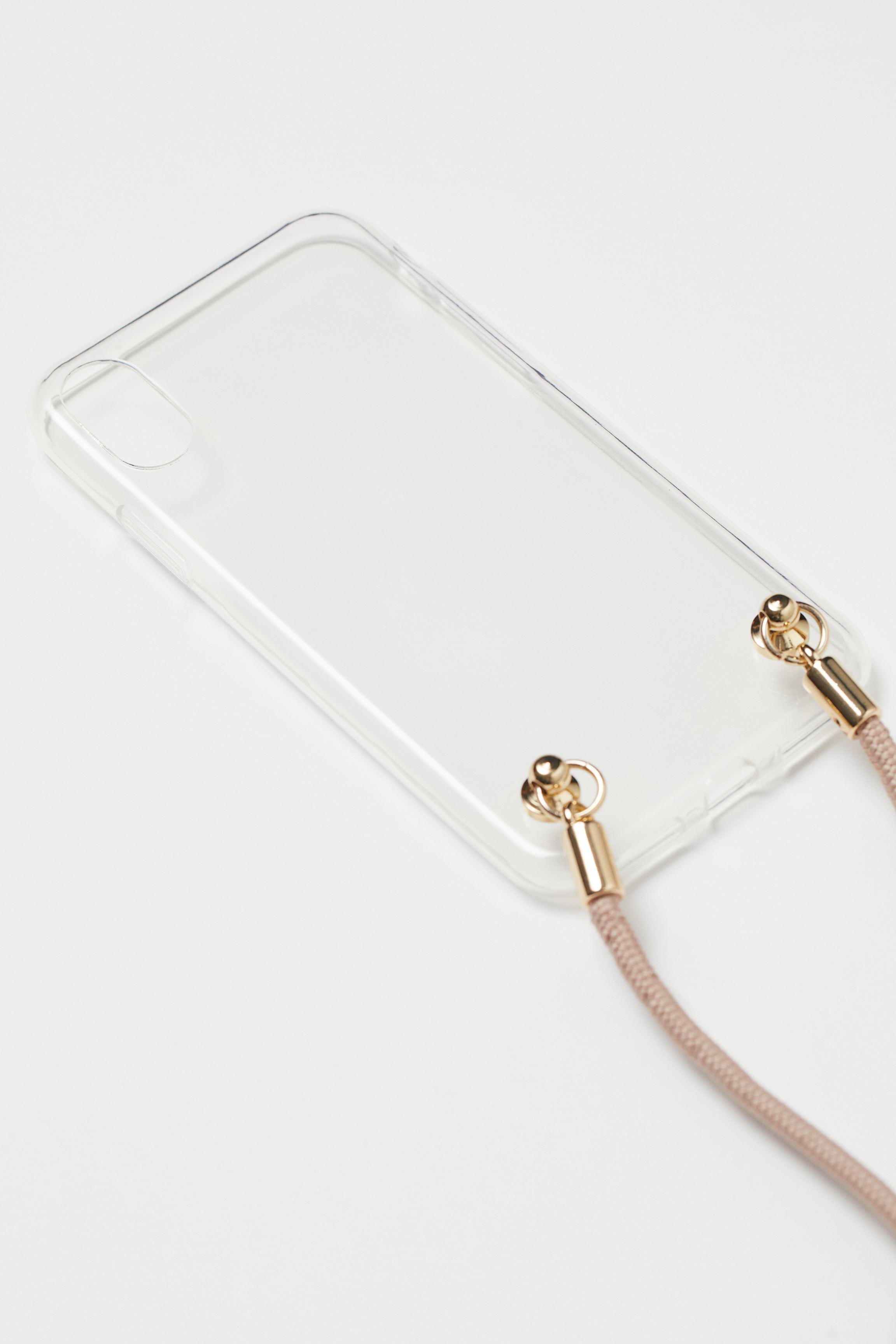 Lanyard iPhone Case