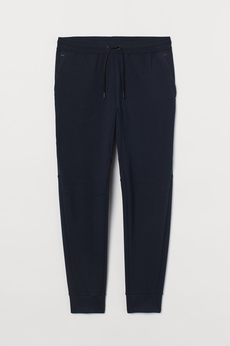 Sports joggers - Navy blue - Men | H&M IN