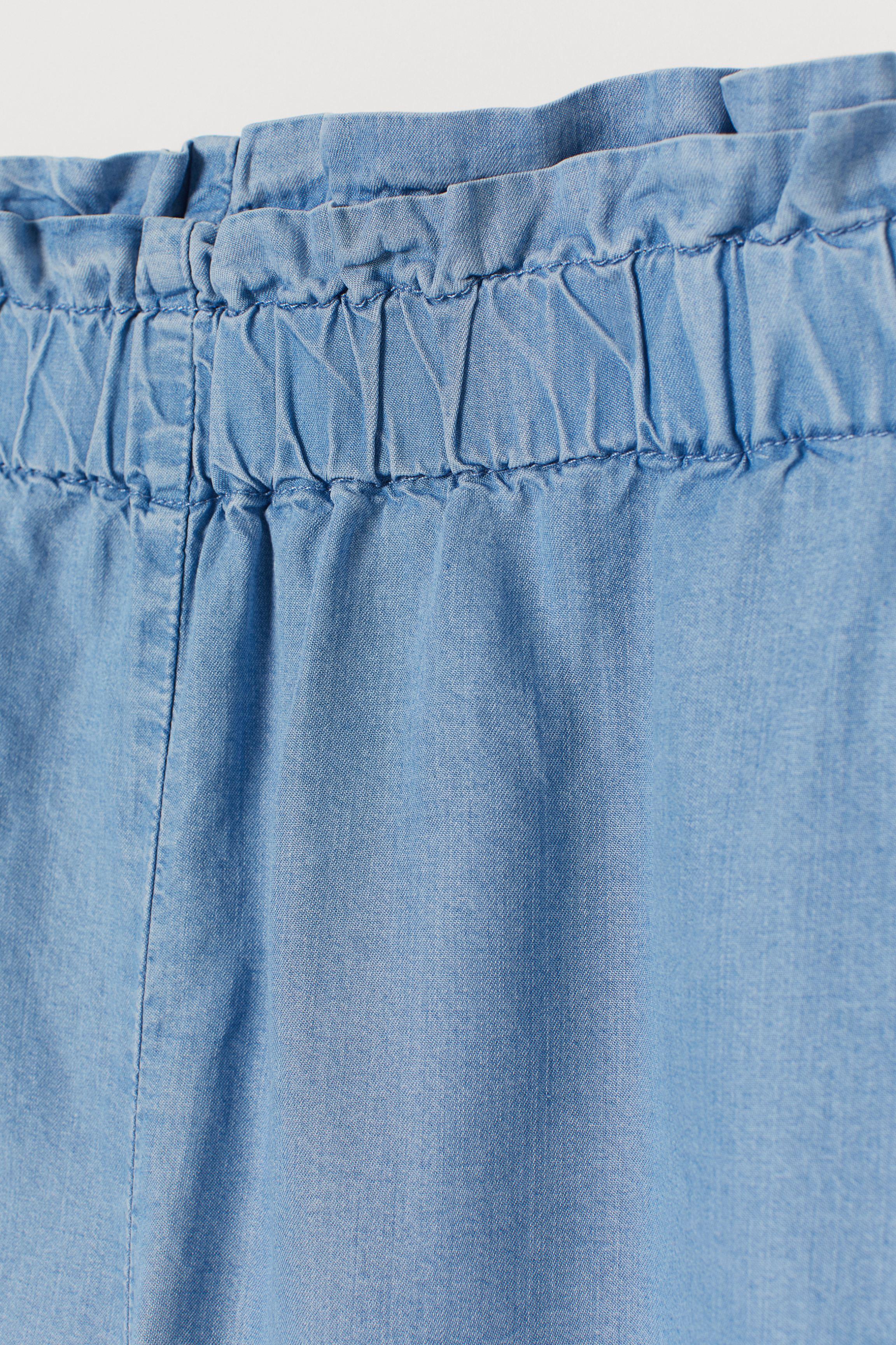 H&M+ Pull-on Lyocell Shorts