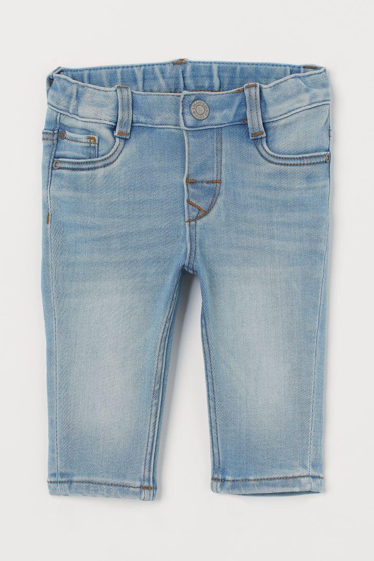 Super Soft Slim Fit Jeans