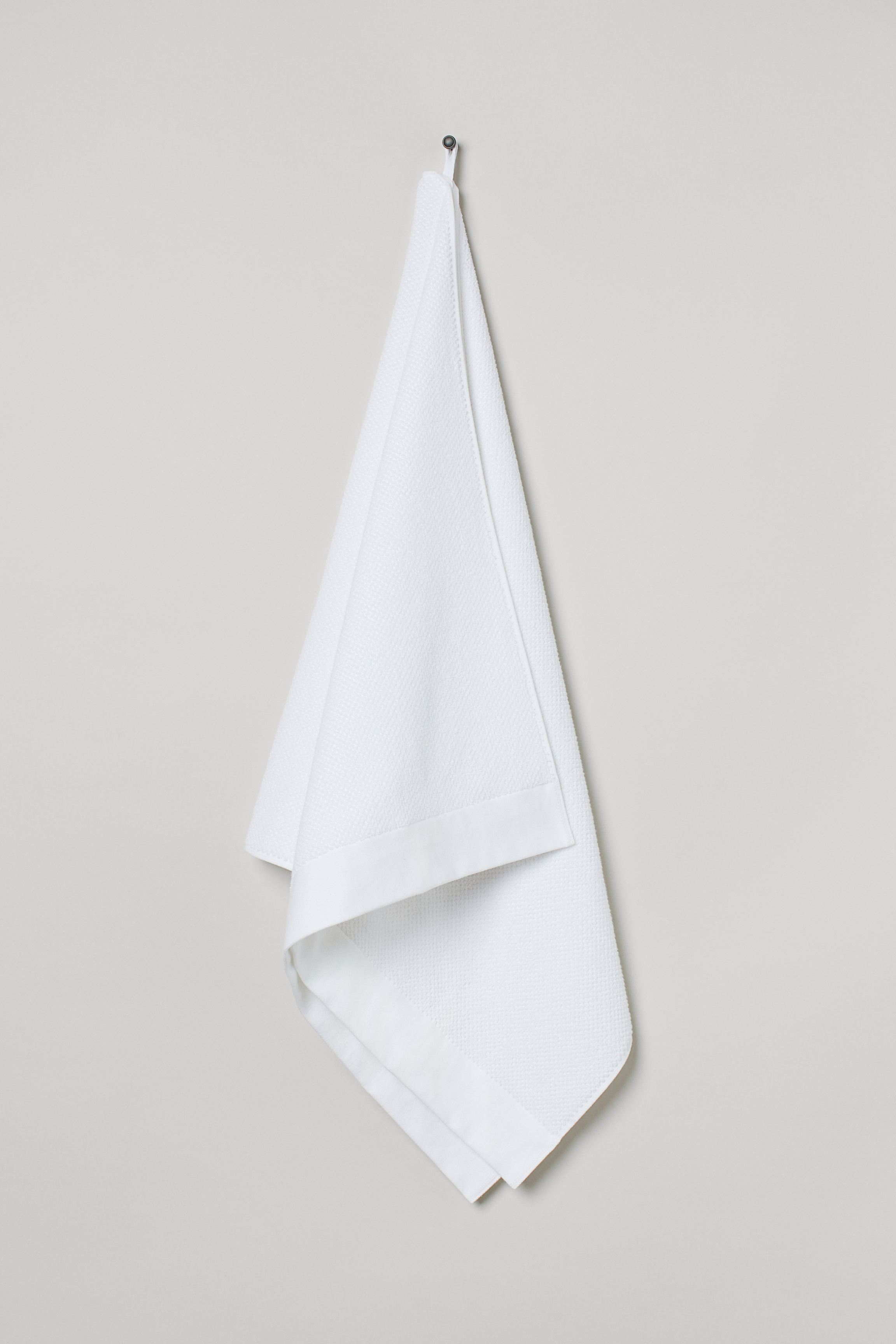 Cotton Terry Bath Towel