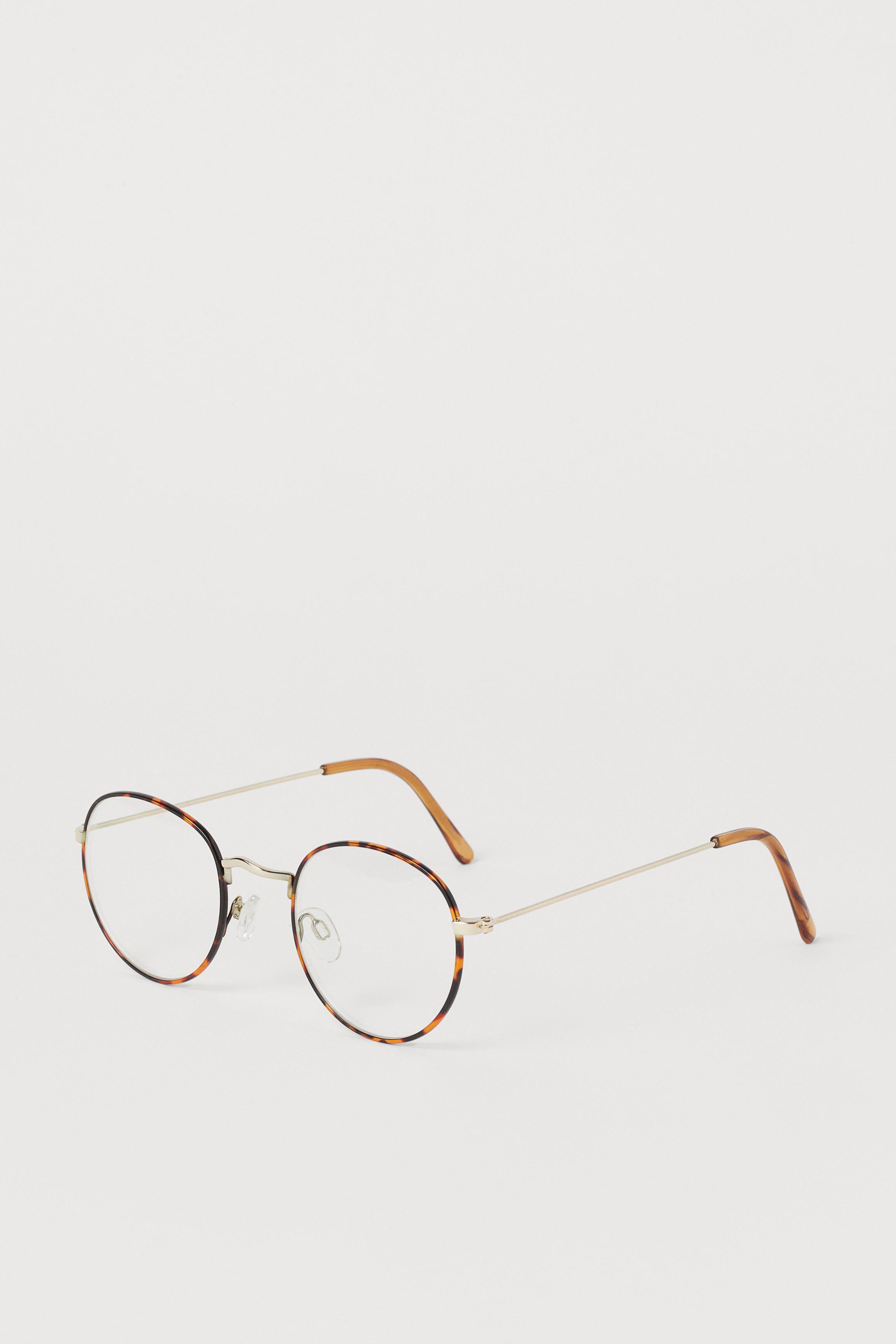 Clear-lens Eyeglasses