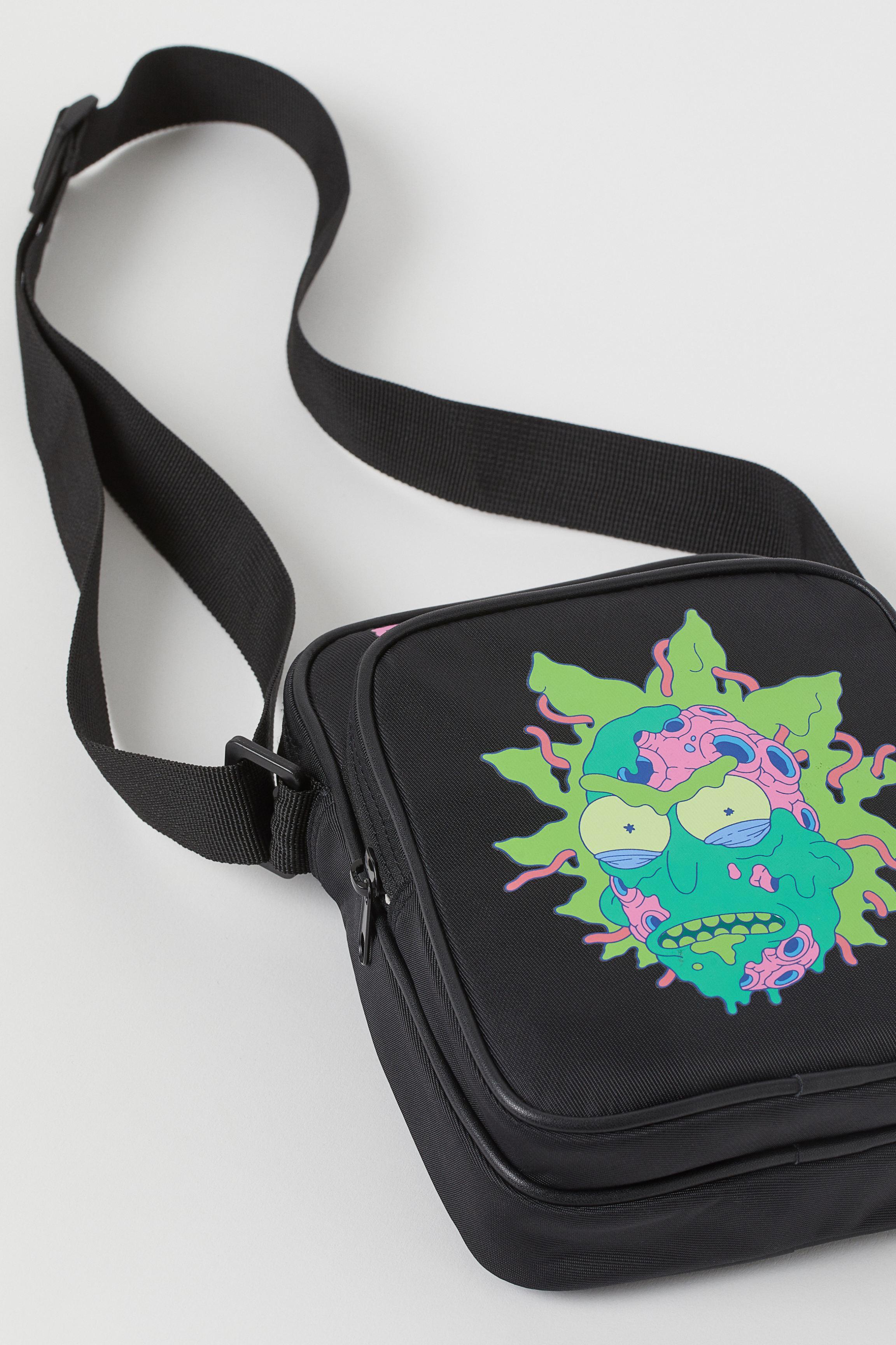 Printed Shoulder Bag