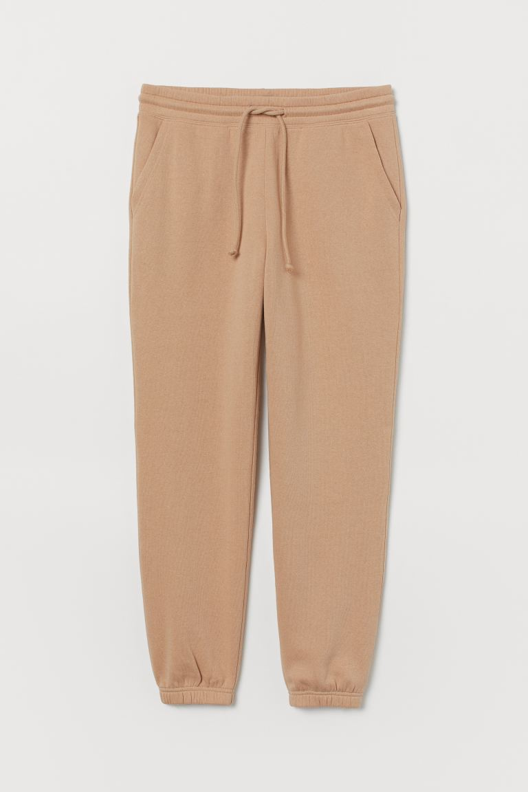 Sweatpants - Beige - Ladies | H&M