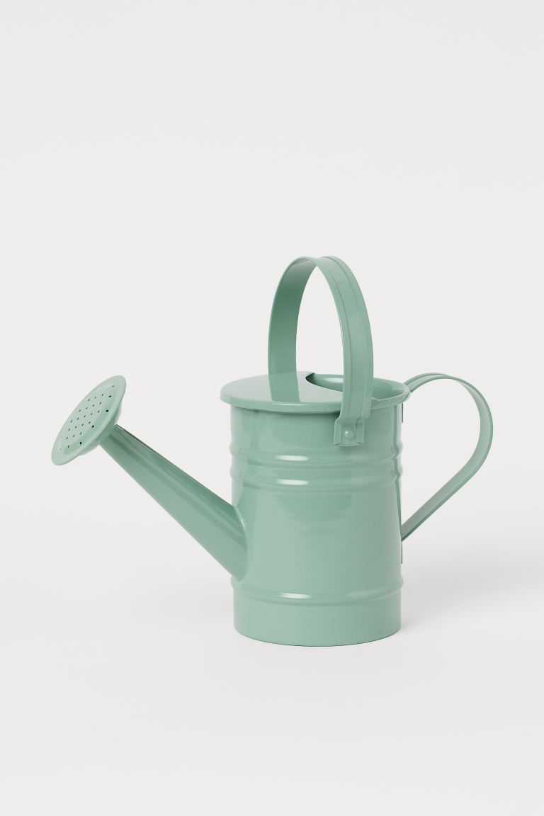 Small Watering Can - Light green - Home All | H&M CA