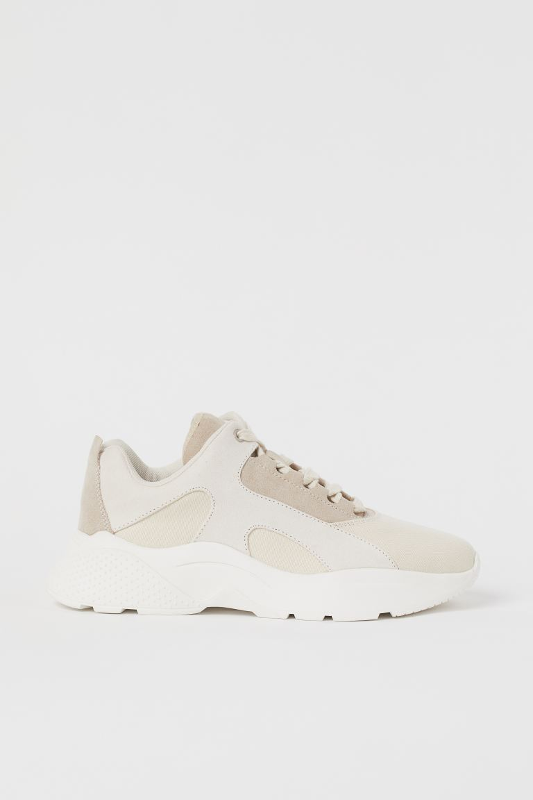 Sneaker mit dicker Sohle - Beige - Ladies | H&M AT