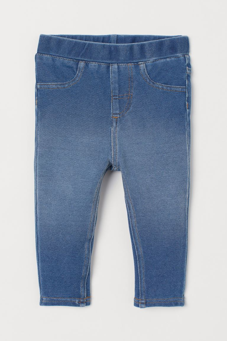 Jeggings - Denim blue - Kids | H&M IE