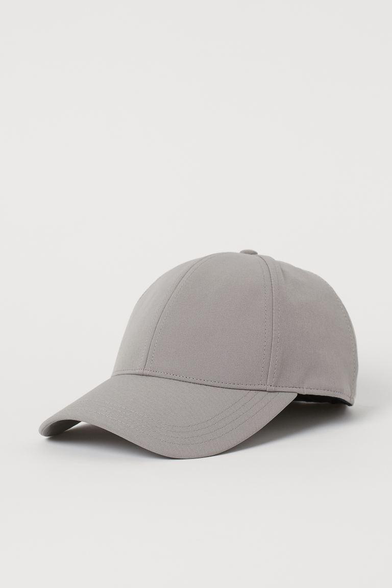 Sports cap - Light grey-green - Ladies | H&M GB