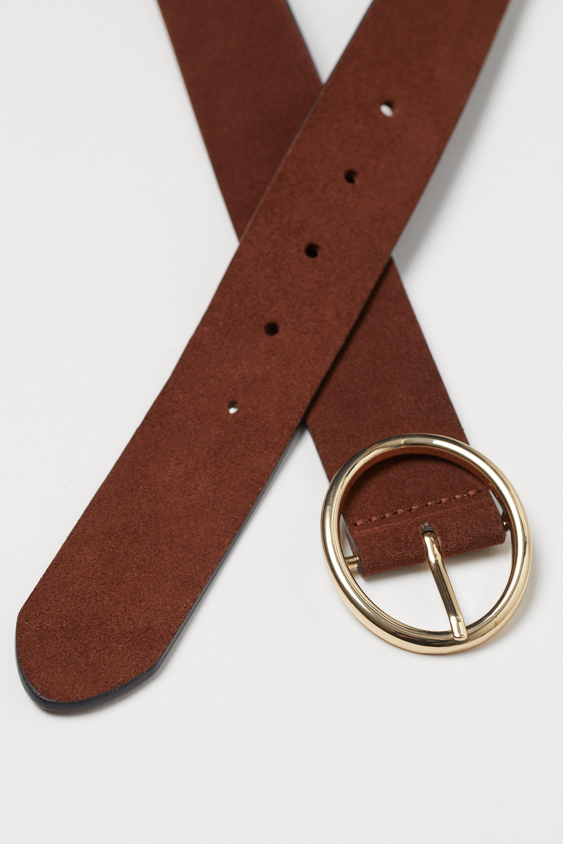 Wide Waist Belt
