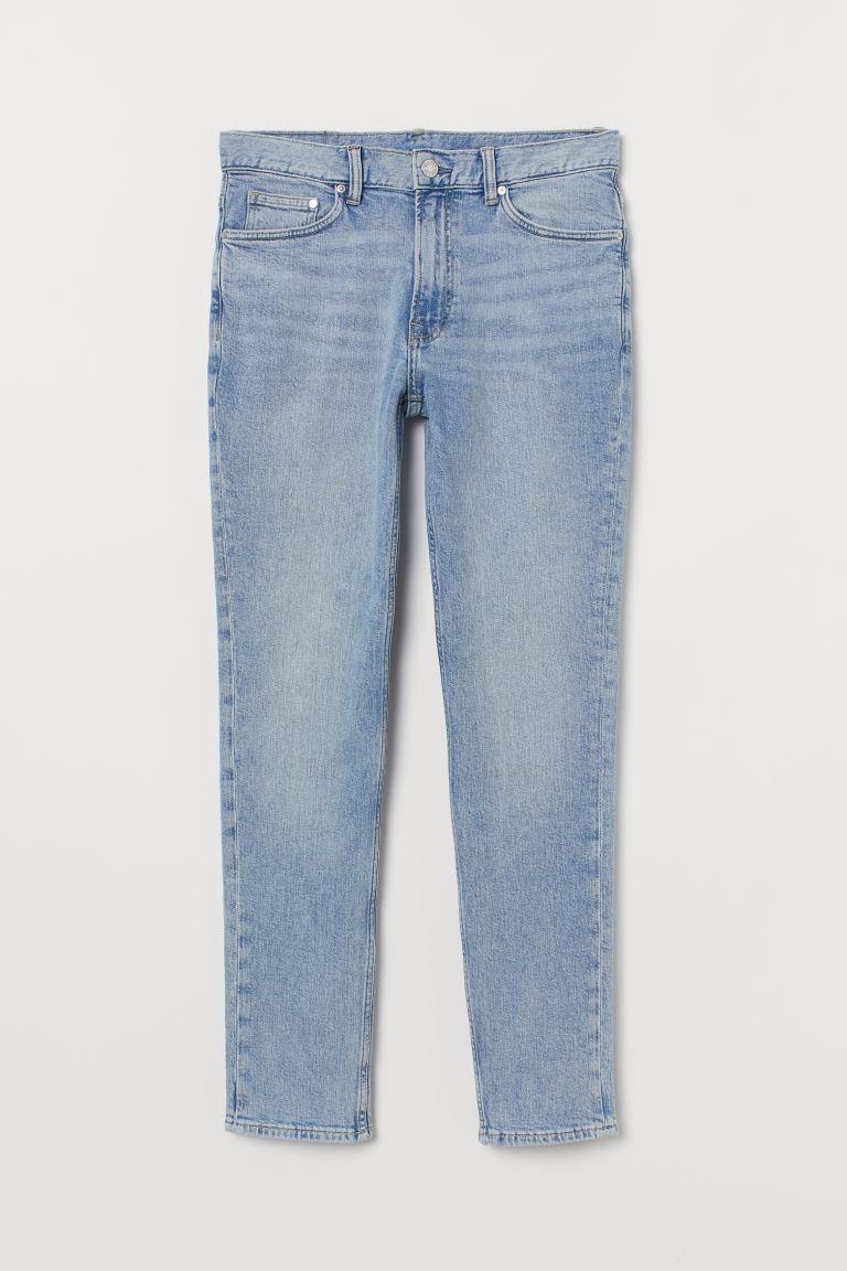 Slim Jeans - Jasnoniebieski denim - ON | H&M PL