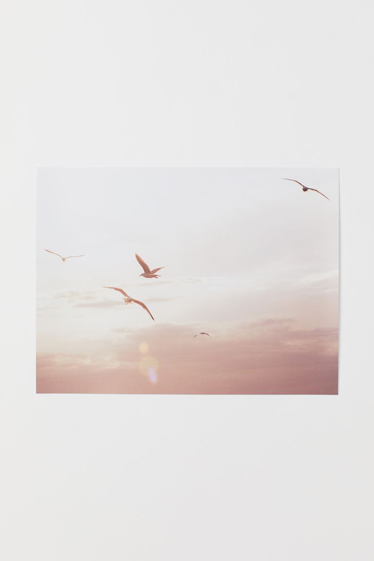 Poster - The Sunrise/Julie Pike - HOME | H&M CH