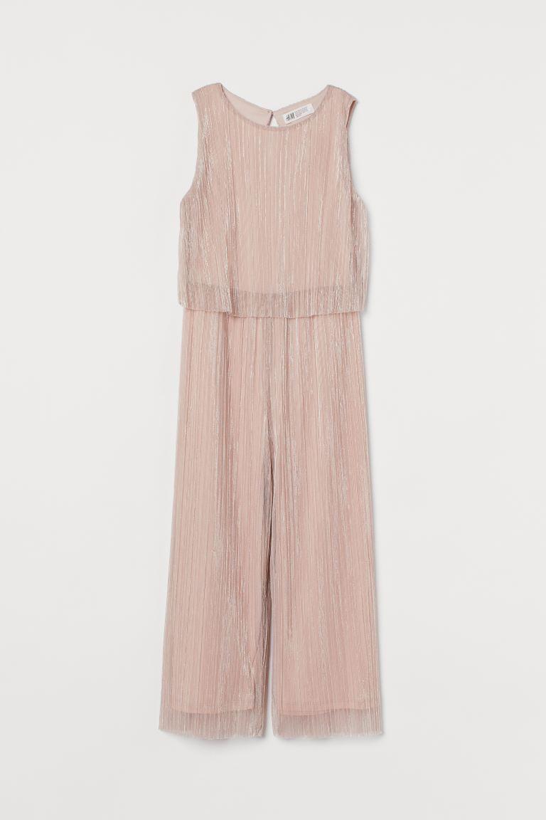 Glittery jumpsuit