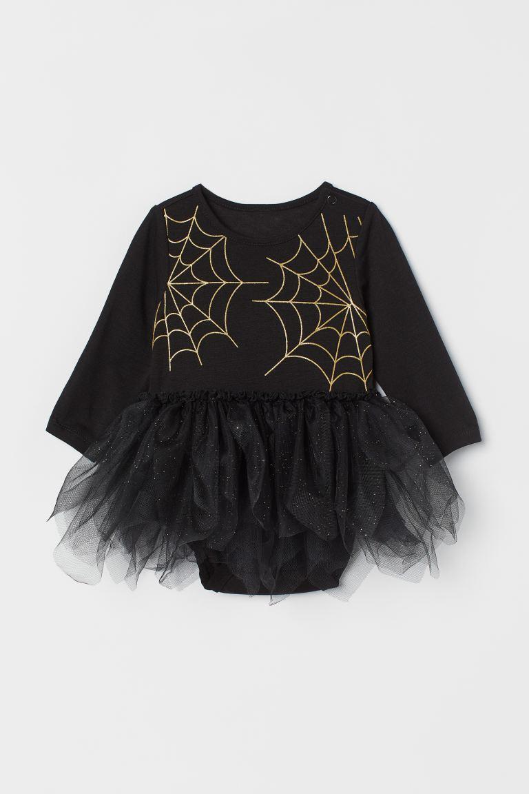 Fancy dress costume - Black/Cobweb - Kids | H&M GB