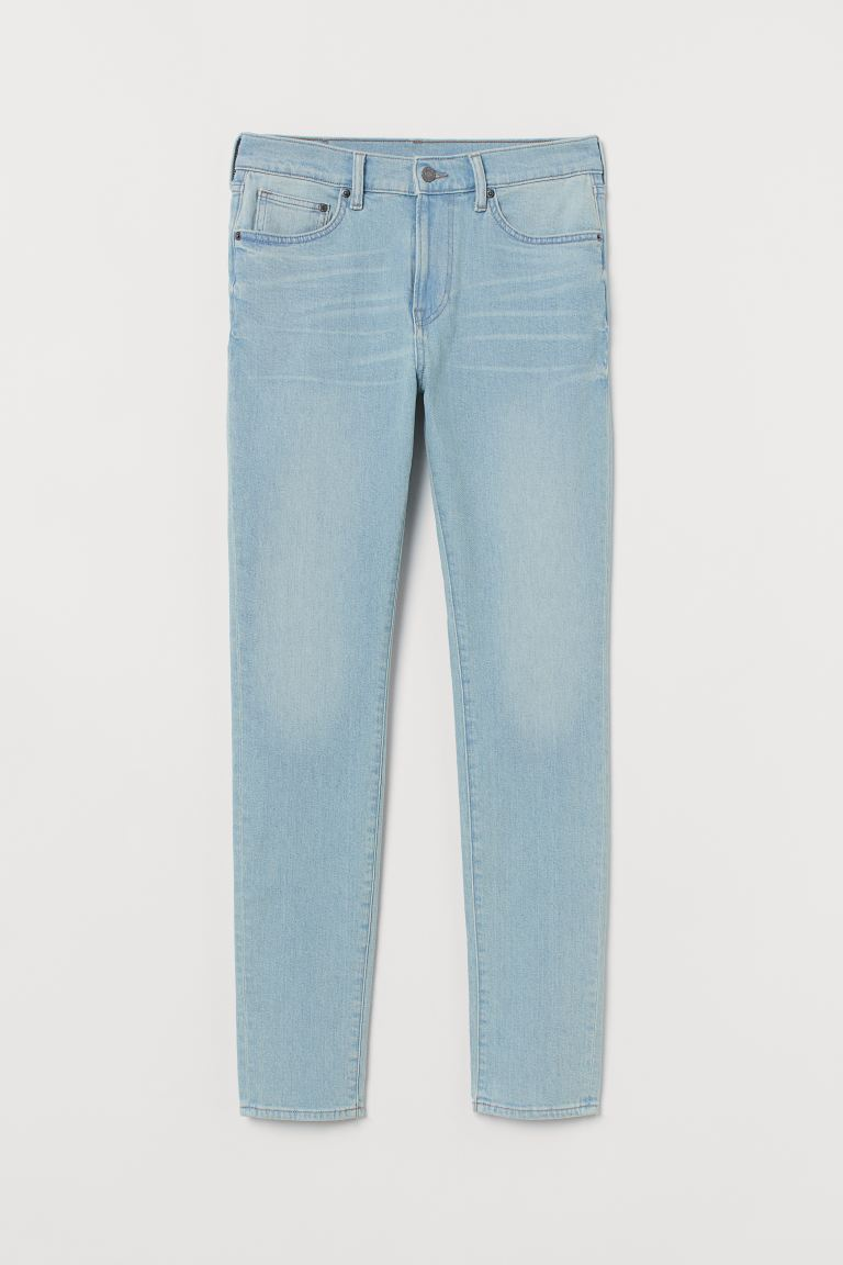Skinny Jeans - Light denim blue - Men | H&M US