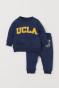 Dark blue/UCLA