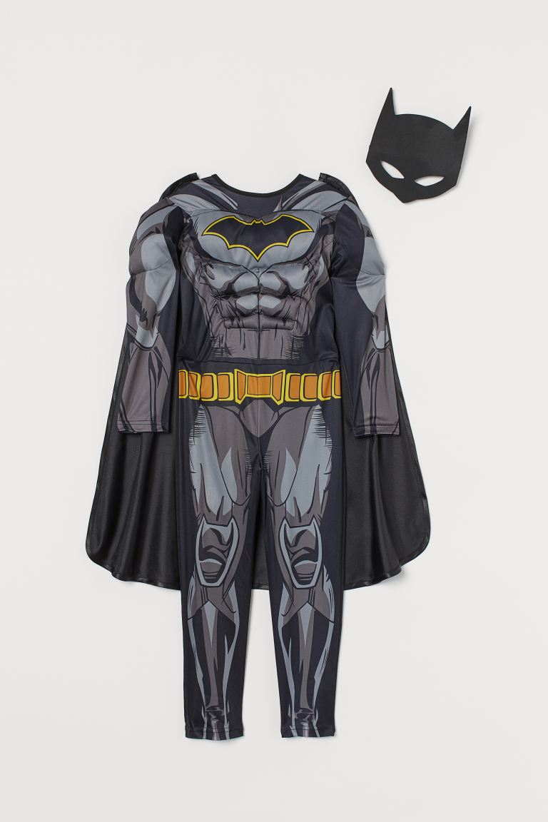 Fancy dress costume - Black/Justice League - Kids | H&M
