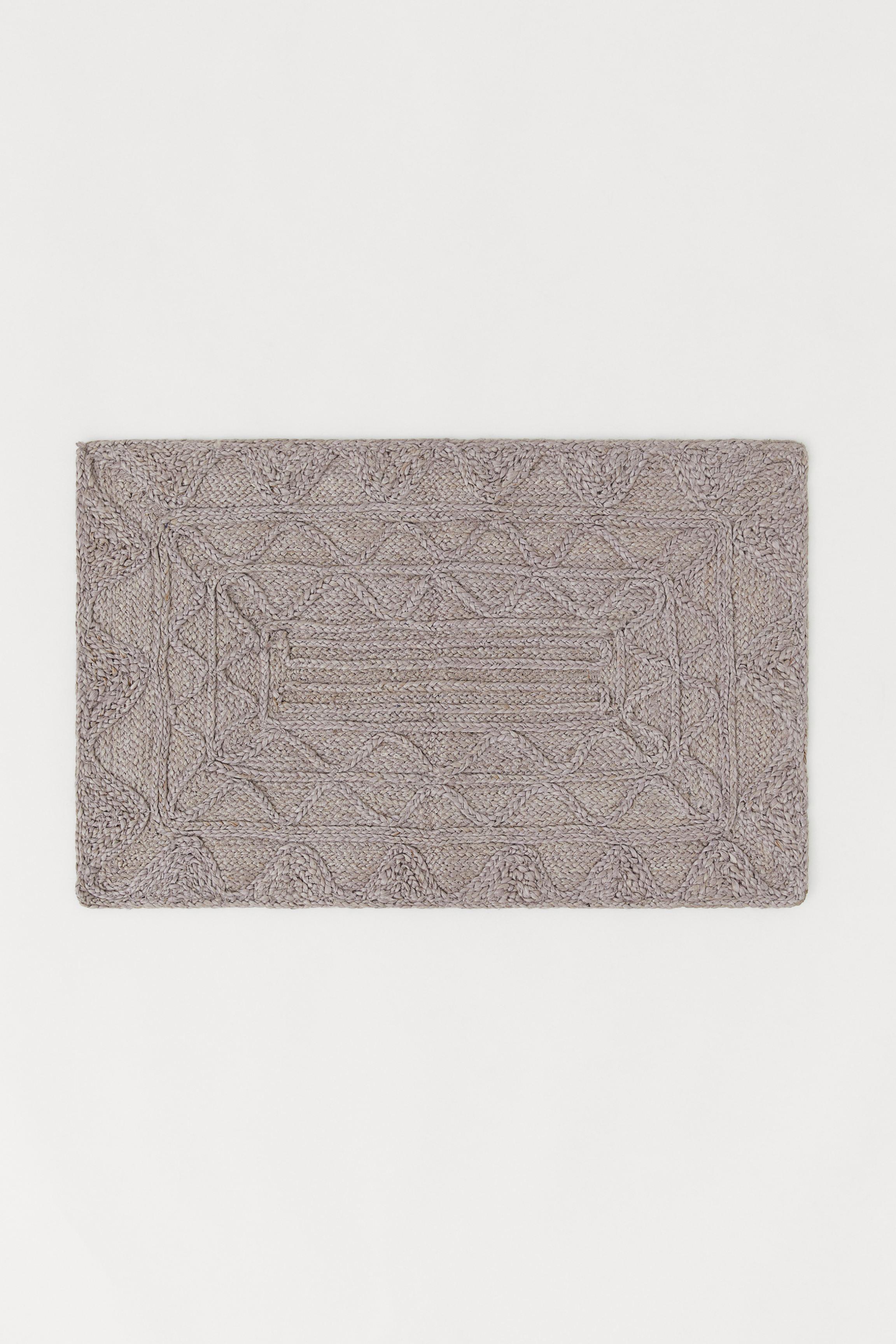 Braided Jute Doormat