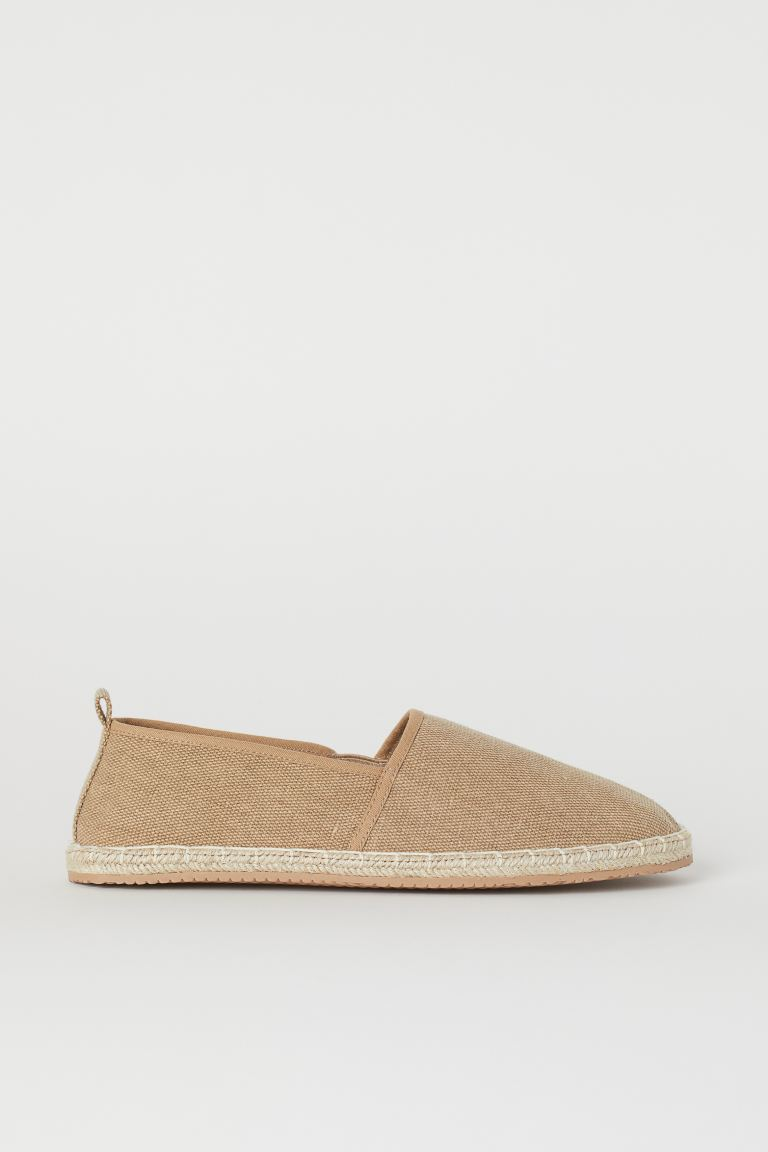 Espadrilles - Beige - Men | H&M IN